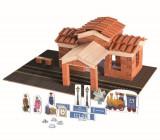 Cumpara ieftin Set constructie Brick Trick Gara din caramidute ceramice