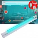 Cumpara ieftin Lampa UVC bactericida 20W, tub sticla cristal de quartz, suprafata sterilizata 20 mp