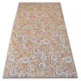 Covor - Mocheta Drops bej, 200x300 cm