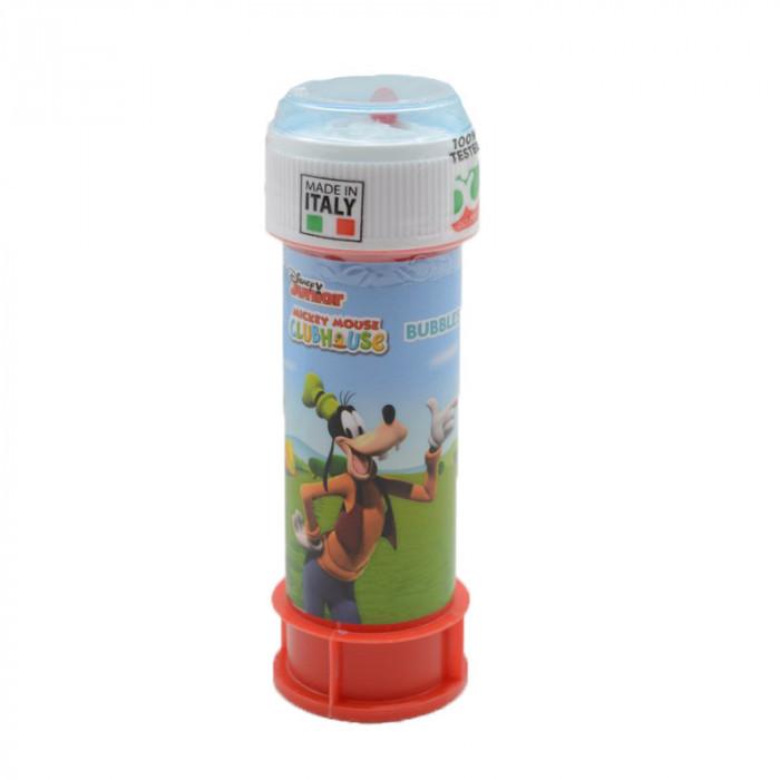 Tub baloane de sapun 60 ml Goofy Dulcop 410021, Multicolor