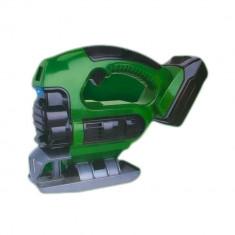 Fierastrau pendular de jucarie, pentru copii, Verde, cu baterii