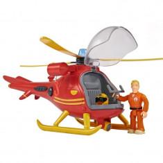 Elicopter Simba cu sunete si lumini Pompierul Sam