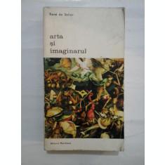 Arta si imaginarul - Rene de Solier