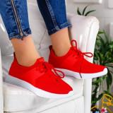 Pantofi sport Achira rosii -rl