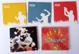 Muzica 5x5: FCD X3, Fluff & Nonsense, Sonscrem, CD