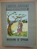 MIHAIL LUNGIANU - BUCOAVNE SI IZVOADE ( Cartea satului nr. 36 ) - 1939