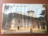 Set 6 diapozitive imagini Romania biserica Voronet diacolor 1969 RSR publiturism