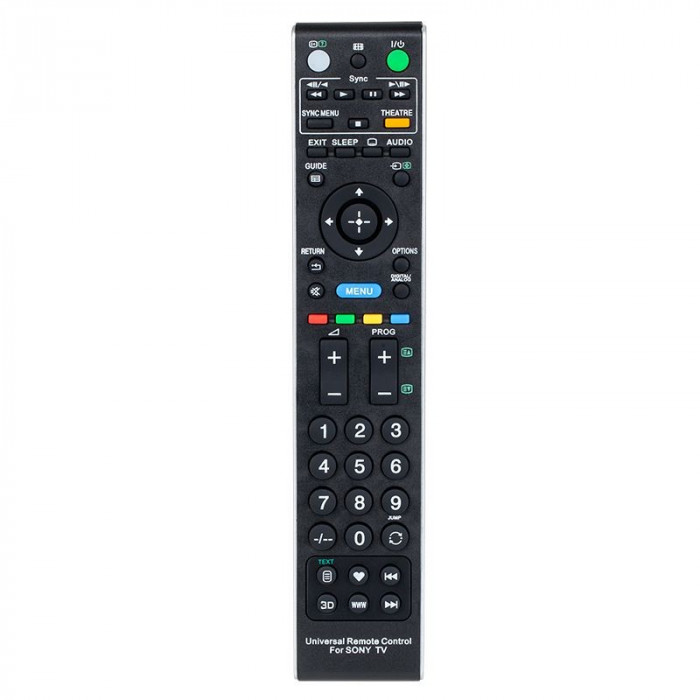 TELECOMANDA UNIVERSALA LED TV SONY EuroGoods Quality