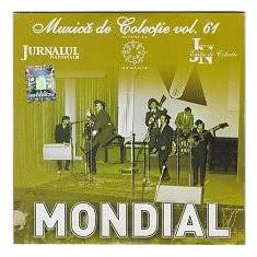 Mondial (CD - Jurnalul National - NM)