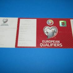 Bilet meci fotbal ROMANIA - IRLANDA DE NORD (14.11.2014)