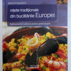 RETETE TRADITIONALE DIN BUCATARIILE EUROPEI , 2011