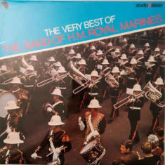 The very Best of The Band of H.M. Royal Marines   ( vinil )