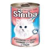 Conserva pisica, SIMBA TON 415 gr