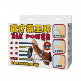 Inele penis Multi-function electro Sex kits