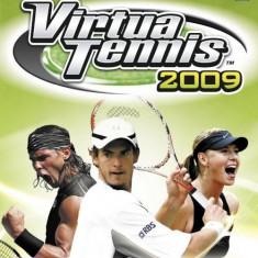 Virtua Tennis 2009 XB360