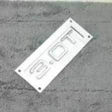 Emblema audi 3.0 T emblema bmw wolkswagen mercedes emblema spate