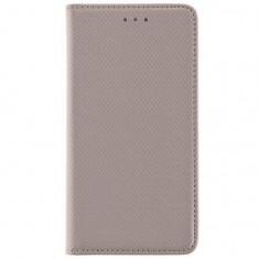 Husa Flip Samsung Galaxy J5 J530 2017 iberry Smart Book Auriu