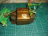Transformator de retea C-Core 29v-0-29v aux 22v-0-22v /