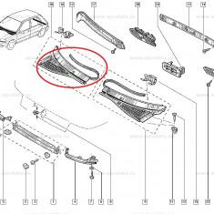 Grila sub paarbriz partea dreapta Renault Clio 1, Ornament Original 7701466306 Kft Auto