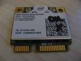 Placa wireless laptop Fujitsu Lifebook S751, Intel Advanced-N 6205, G12784-011