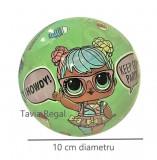 Papusa LOL Surprise Under Wraps cu 7 elemente, diametru 10 cm