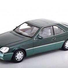 Macheta Mercedes C140 600 SEC - 1992 - KK-Scale  scara 1:18