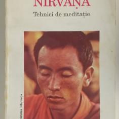 Nirvana - Tehnici de meditatie