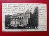 Campulung Muscel Vila Eugenie Statescu, Circulata, Printata
