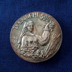 Medalie Dabuleni - Agricultura - Viticultura - heraldica