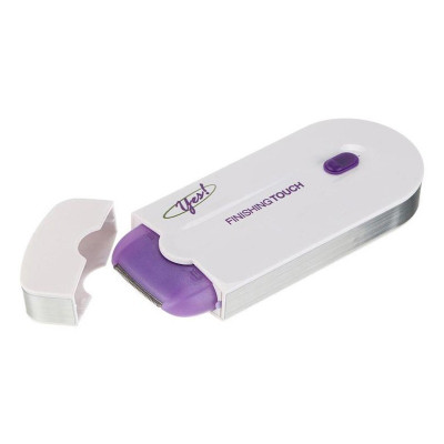 Epilator reincarcabil Finishing Touch Yes, accesorii incluse foto
