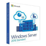Licenta oem microsoft windows 2016 server std 16 core 64