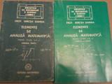 Mircea Ganga - Elemente de analiza matematica pentru clasa a XI-a (2 vol.)