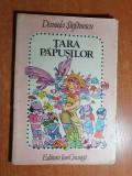 carte pentru copii - tara papusilor  - editura ion creanga - din anul 1988