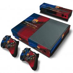 Skin / Sticker XBOX ONE FCB Barcelona