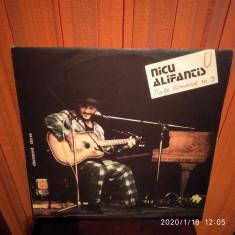 -Y-NICU ALIFANTIS - PIATA ROMANA NR. 9 -    DISC VINIL LP