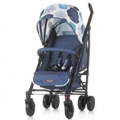Carucior sport copii 0-36 luni Chipolino Breeze marine blue foto