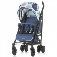 Carucior sport copii 0-36 luni Chipolino Breeze marine blue