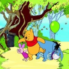 Fototapet - Winnie the Pooh 360x254cm