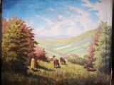 Tablou Istvan Kollarech, Portrete, Ulei, Altul