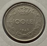 100 Lei 1943, Romania a UNC