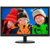 Monitor LED 21.5'' TN panel, 1920x1080, 5ms, 250 cd/mp, VGA, HDMI, Philips