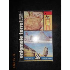 HORIA MATEI - ENIGMELE TERREI volumul 1