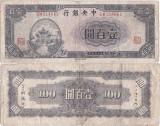 1944 , 100 yuan ( P-260 ) - China
