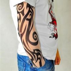 Maneca Elastica cu Tatuaj Tribal