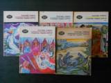 THOMAS MALORY - MOARTEA REGELUI ARTHUR 5 volume