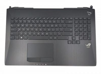 Carcasa superioara palmrest cu tastatura Laptop Asus ROG G750JH foto
