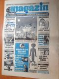 Ziarul magazin 9 mai 1996-articol despre marilyn monroe