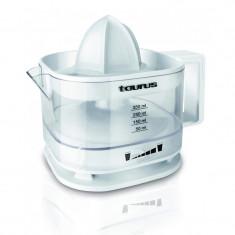 Storcator de citrice TC 350 Taurus, 25 W, 350 ml, Alb