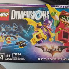 LEGO Batman Movie Story Pack - Dimensiunile LEGO
