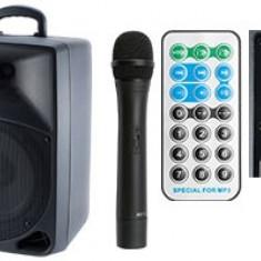 Boxa Karaoke PAB 20A